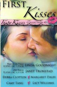First Kisses (Inspy Kisses) (Volume 1)