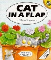 Cat in a Flap (A Puffin Lift-the-Flap Book)