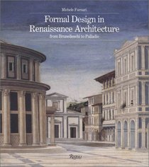Formal Design in Renaissance Architecture: From Brunelleschi to Palladio