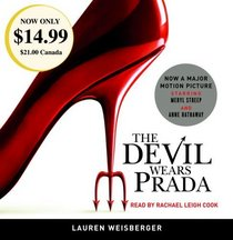 The Devil Wears Prada (Audio CD) (Abridged)