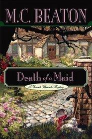 Death of a Maid (Hamish MacBeth, Bk 23)