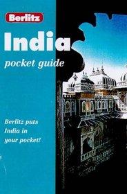 Berlitz India Pocket Guide (Berlitz Pocket Guides)