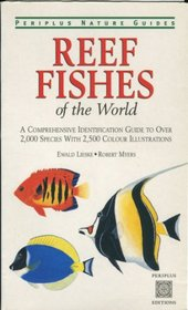 Periplus Nature Guides - Reef Fishes of the World