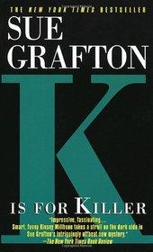 K is for Killer (Kinsey Millhone, Bk 11)