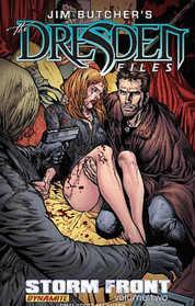 Jim Butcher's The Dresden Files: Storm Front vol 2 Maelstrom HC