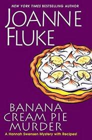 Banana Cream Pie Murder (Hannah Swensen, Bk 21)