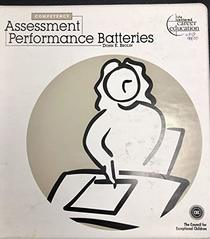 Life Centered Career Education Competency Assessment Performance Batteries