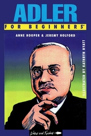 Adler for Beginners (Writers and Readers Documentary Comic Book)