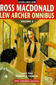The Lew Archer Omnibus (Allison  Busby Crime)