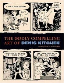 The Oddly Compelling Art of Denis Kitchen