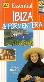 AAA Essential Ibiza  Formentera (AAA Essential Travel Guides)