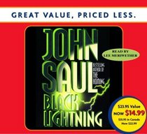 Black Lightning (Audio CD) (Abridged)