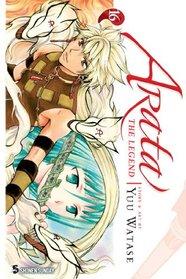Arata: The Legend, Vol. 16