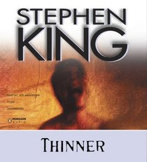 Thinner (Audio CD) (Unabridged)