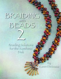 Braiding with Beads 2 - Braiding Solutions on the Kumihimo Disk