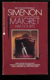 Maigret Has Doubts (Maigret, Bk 54)