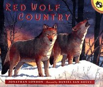 Red Wolf Country (Picture Puffins)