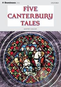 Dominoes Five Canterbury Tales