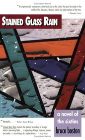 Stained Glass Rain