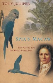 Spix's Macaw : The Race to Save the World's Rarest Bird