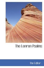 The Lenren Psalms