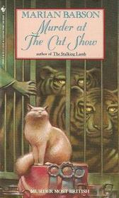 Murder at the Cat Show (Perkins & Tate, Bk 2)
