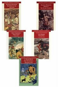 Oxford World Classics - Children's Classics Set: 5-volume set (Oxford World's Classics)
