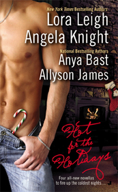 Hot for the Holidays: Vampire's Ball / A Little Night Magic / Sweet Enchantment / A Christmas Kiss