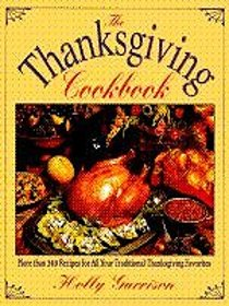 The Thanksgiving Cookbook
