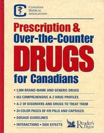 Prescription and Over-the-Counter Drugs for Canadians