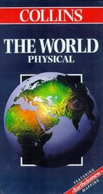 Collins the World Physical (Collins World Travel Maps)