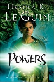 Powers (Annals of the Western Shore, Bk 3)