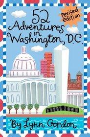 52 Adventures in Washington D.C. (52 Series)