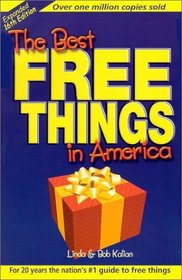 The Best Free Things in America 16th Edition (Best Free Things in America)