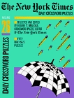 The New York Times Daily Crossword Puzzles, Volume 26 (NY Times)