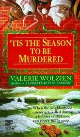 'Tis the Season to Be Murdered (Susan Henshaw, Bk 8)