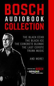 The Black Echo / The Black Ice / The Concrete Blonde / The Last Coyote / Trunk Music (Harry Bosch, Bks 1-5) (Audio MP3 CD) (Unabridged)