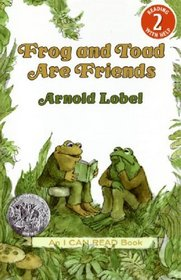 Frog and Toad Are Friends (I Can Read, Bk 2)
