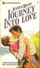 Journey into Love (Harlequin Superromance, No 20)