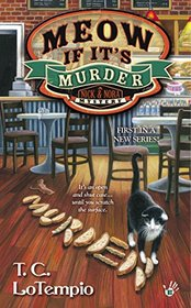 Meow If It's Murder (Nick and Nora, Bk 1)