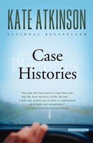 Case Histories (Jackson Brodie, Bk 1)