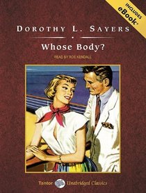 Whose Body? with eBook (Lord Peter Wimsey Mysteries)