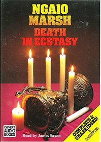 Death in Ecstacy (Inspector Roderick Alleyn Mysteries)
