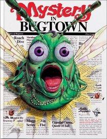 Mystery in Bugtown (Science Calendar)