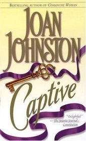 Captive (Captive Hearts, Bk 1)