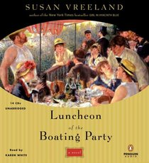 Luncheon of the Boating Party (Audio CD) (Unabridged)