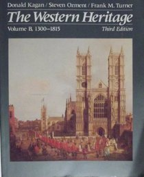 Western Heritage: Since 1300-1815