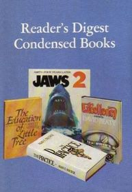 Reader's Digest Condensed Books Vol 118, 1978 Vol 2 : Jaws 2 / The Education of Little Tree / The Practice / Excellency
