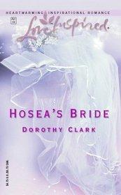 Hosea's Bride (Love Inspired)