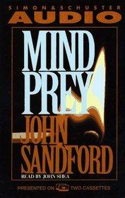 Mind Prey (Lucas Davenport, Bk 7) (Audio Cassette) (Abridged)